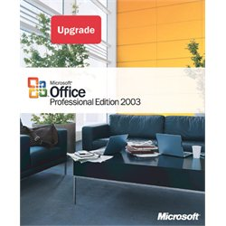 Microsoft Office 2003 Professional Upgrade Retail DVD