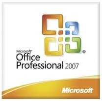 Microsoft Office 2007 Professional Retail CD & Key