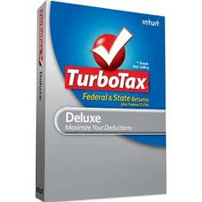 Intuit TurboTax Deluxe Federal + State + E-File 2010 Retail Box