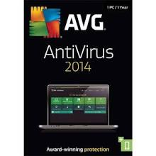AVG AntiVirus 2014 (1 YR, 1 User) Download