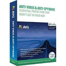 AVG Antivirus + Antispyware 9 (2 Yr License)