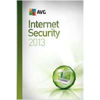 AVG Internet Security 2013 (1 YR, 1PC) OEM