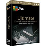 AVG Ultimate 2016 Unlimited Devices - 1YR (PC/Mac) Retail Box