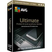 AVG Ultimate 2016 Unlimited Devices - 2YR (PC/Mac) Retail Box