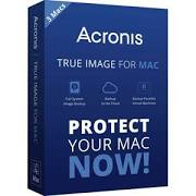 Acronis True Image for Mac 1 User Retail Box