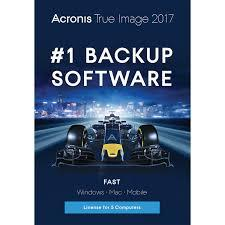 Acronis True Image 2017 1 Device DVD Box - ON SALE