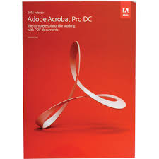 Adobe Acrobat Pro DC Mac Upgrade Retail Box