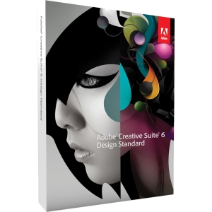 Adobe Design Standard CS6 (Mac) Retail Box