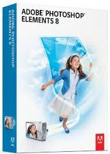 Adobe Photoshop Elements 8.0 Mac Retail Box