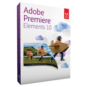 Adobe Premiere Elements 10 Retail Box