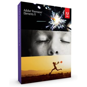 Adobe Premiere Elements 11 (PC/Mac) Retail Box