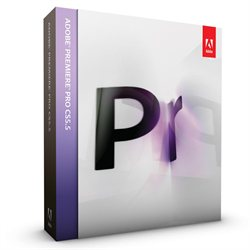 Adobe Premiere Pro CS5.5 (PC) Retail Box