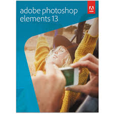 Adobe Photoshop Elements 13 Retail Box