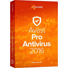 Avast Antivirus Pro 2016  (1YR, 1PC) Download