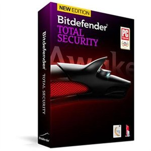 BitDefender Total Security 2014 (1 Year, 3 User)�Download