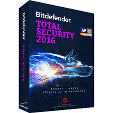 BitDefender Total Security 2016 (1 YR, 1 User)�Download