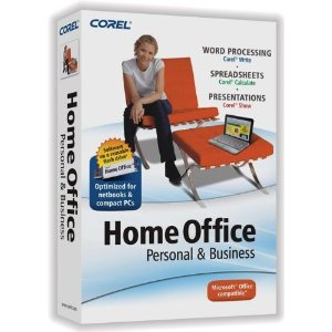 Corel X4 Home Office Retail Box