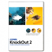 Corel Knockout 2 CD & Key