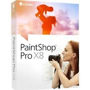 Corel PaintShop Pro X8 Retail Box