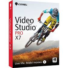 Corel VideoStudio Pro X7 Retail Box - ON SALE