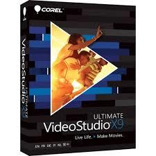 Corel VideoStudio Ultimate X9 Retail Box