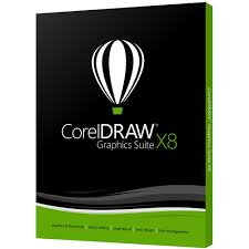 CorelDRAW Graphics Suite X8 Retail Box