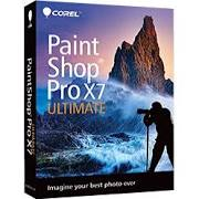Corel PaintShop Pro X7 Ultimate Retail Box