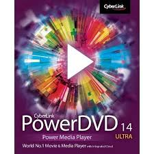 Cyberlink PowerDVD 14 Ultra Retail Box