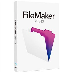 Filemaker Pro 13 Retail Box
