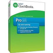 Intuit QuickBooks Pro 2015 PC (1 User) Retail Box - ON SALE