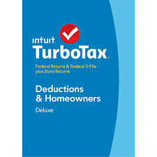 Intuit TurboTax Deluxe Federal + State + Efile 2014 Retail Box