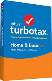Intuit Turbotax Home and Business 2016 Retail Box