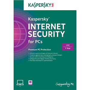 Kaspersky Internet Security 2014 (1 Year, 1 User Key) Download - ON SALE