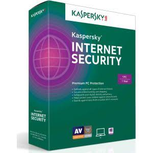 Kaspersky Internet Security 2015 3PC Retail Box - ON SALE