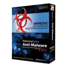 MalwareBytes Anti-Malware Pro 2014 Lifetime (1 User) Retail Download
