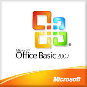 Microsoft Office 2007 Basic OEM (Includes Media) Branded