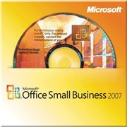 Microsoft Office 2007 Small Business OEM (Includes Media) Branded