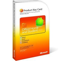 Microsoft Office 2010 Home & Student PKC Retail Box