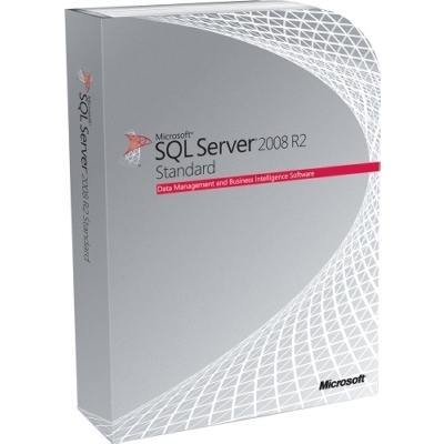 Microsoft SQL Server 2008 R2 Workgroup Edition 5 CAL Retail Box