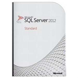 Microsoft SQL Server 2012 Standard 10 CAL Retail Box
