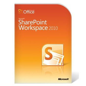 Microsoft SharePoint Workspace 2010 Retail Box