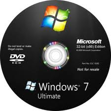 Microsoft Windows 7 Ultimate SP1 32-bit OEM