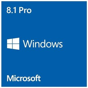 Microsoft Windows 8.1 Professional Full Version 64 bit DSP OEM