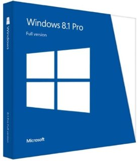 Microsoft Windows 8.1 Professional Retail Box