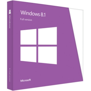 Microsoft Windows 8.1 Retail Box