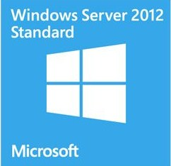 Microsoft Windows Server 2012 Standard x64 OEM