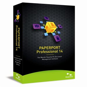 Nuance Paperport 14 Professional Retail Box