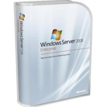 Microsoft Windows 2008 Enterprise 25 CAL Retail Box