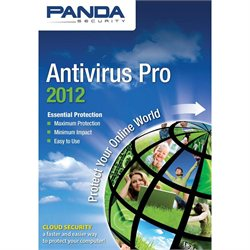 Panda Antivirus Pro 2012 (3 User) Retail Box