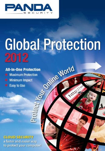 Panda Global Protection 2012 (3 User) Retail Box
